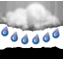 Moderate rain